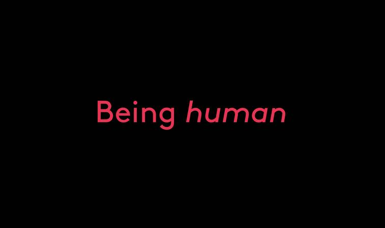 BEING HUMAN - Videoprojekt des Theater Pforzheim