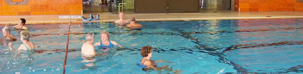 Bild: Schwimmbecken im Stadtteilbad Eutingen