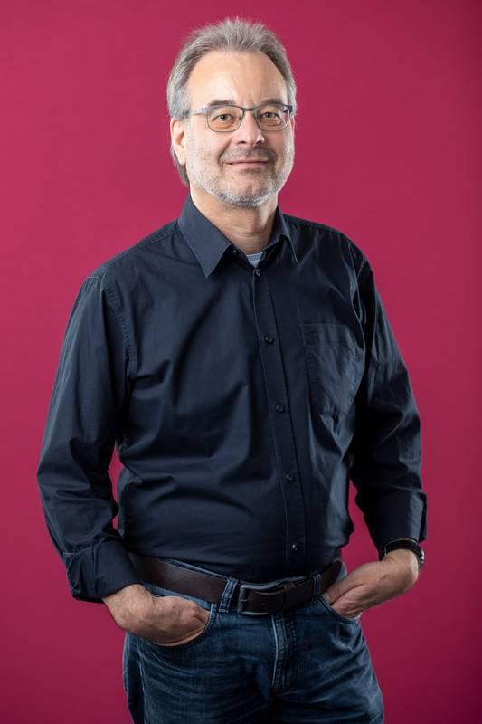 Uwe Jung-Pätzold, stellvertretender Leiter Jugend- und Sozialamt