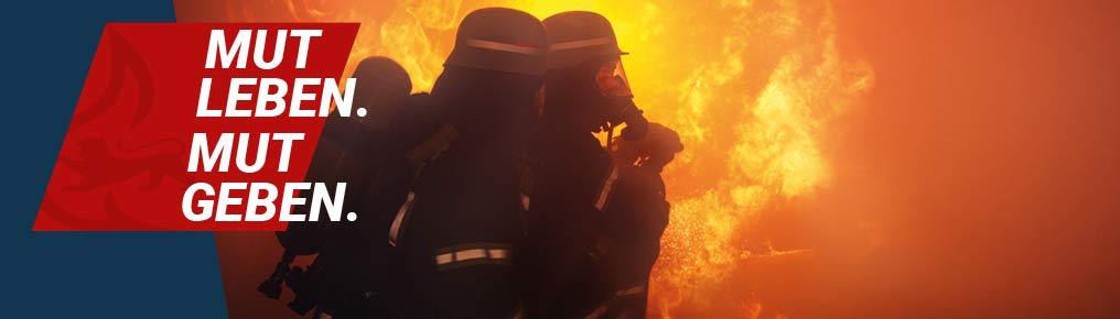 Symbolbild: Feuerwehrmänner