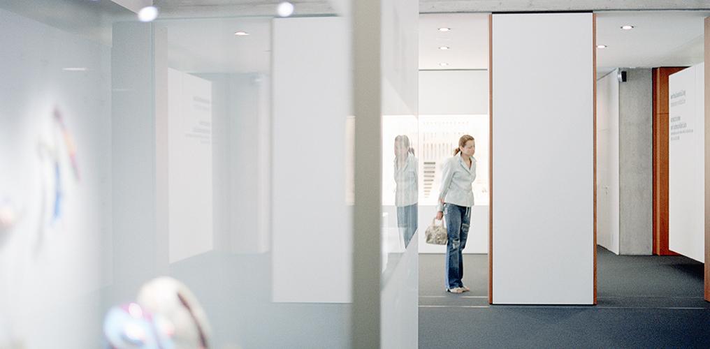 Blick in die moderne Sammlung, (c) SMP, Foto Brigida Gonzalez