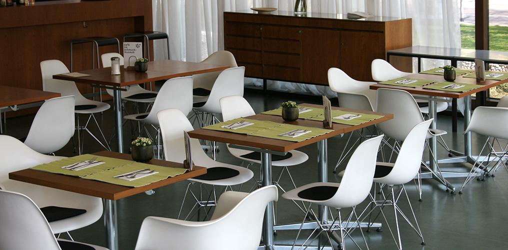 Café im Schmuckmuseum, Foto Petra Huber
