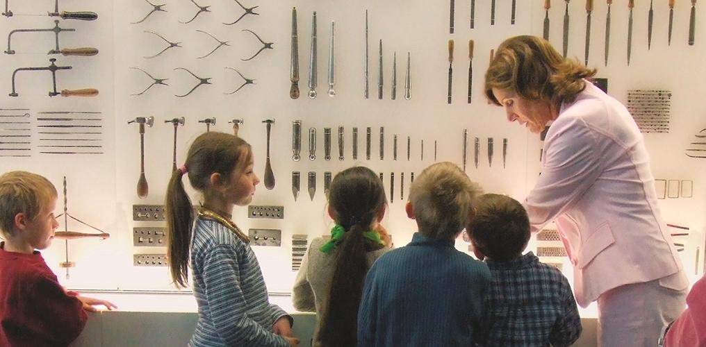 Führung für Kinder im Schmuckmuseum
