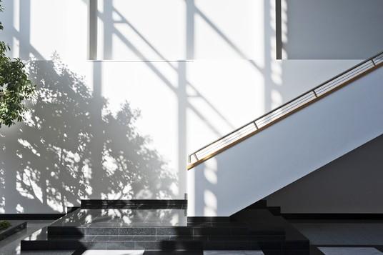Bild: Eingangsbereich Treppe