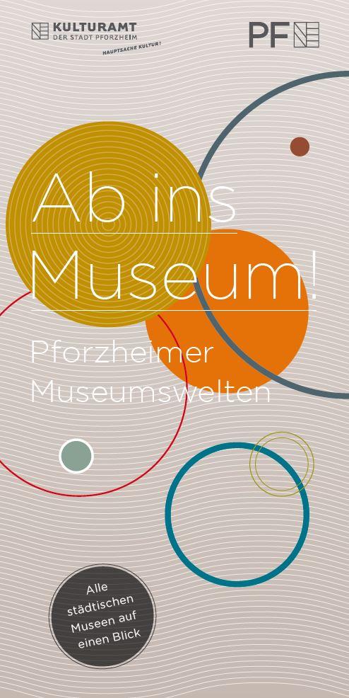 Titelbild des Museumsflyers