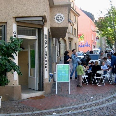 Außenansicht der Galerie Brötzinger Art e. V.