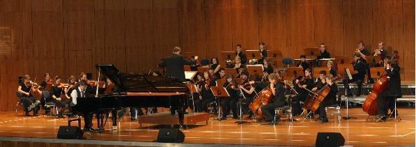 Bild: Sinfonieorchester JMS