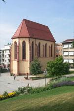 Bild: Barfüßerkirche