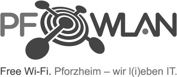 Symbolbild: Logo PF-WLAN
