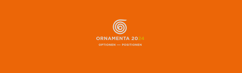 Symbolbild: ORNAMENTA 2024