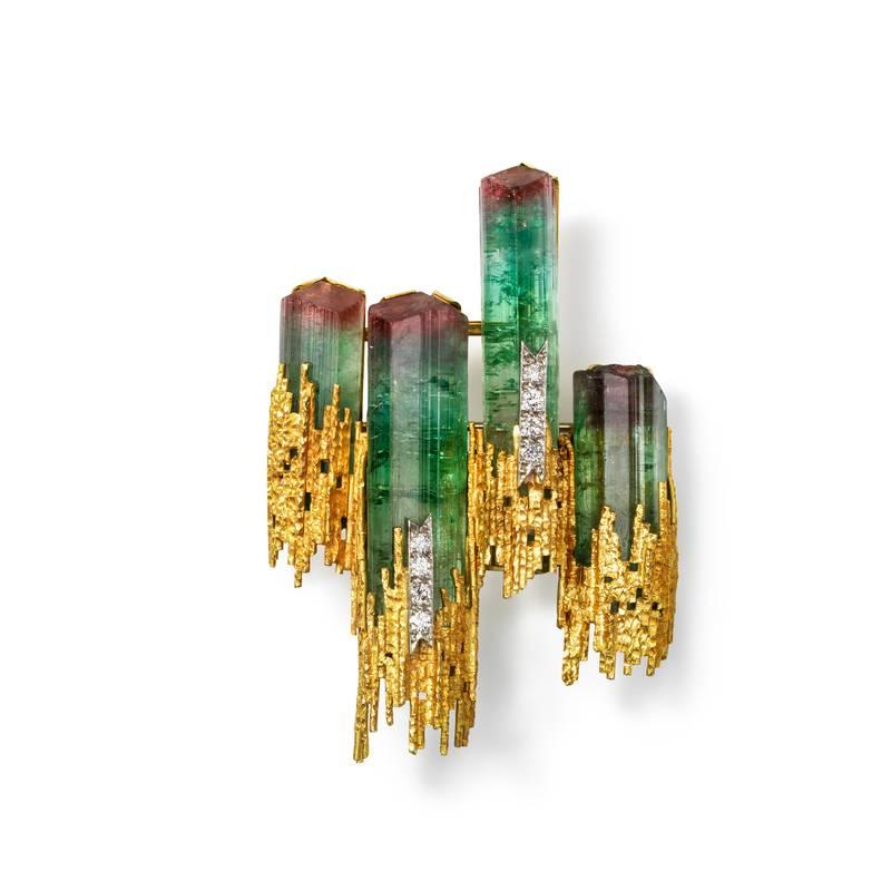Einfach brillant - Künstler-Juweliere der 1960er und 1970er Jahre