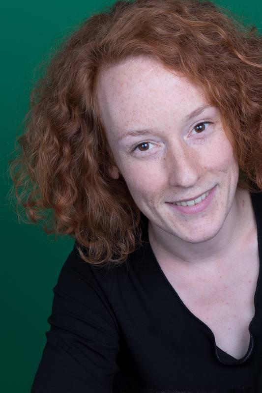 Dieses Portrait zeigt Annika Hertwig.