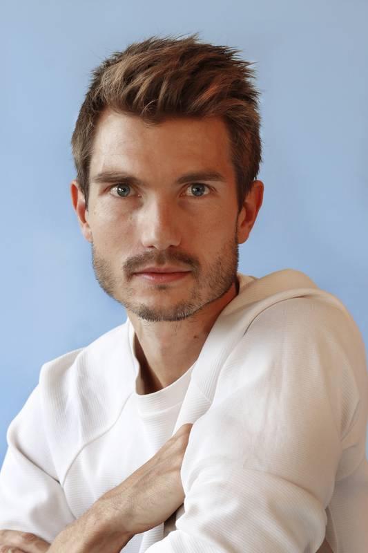 Dieses Portrait zeigt Antoine Audras.