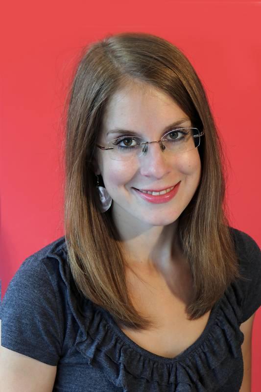 Dieses Portrait zeigt Ilka Roßbach.