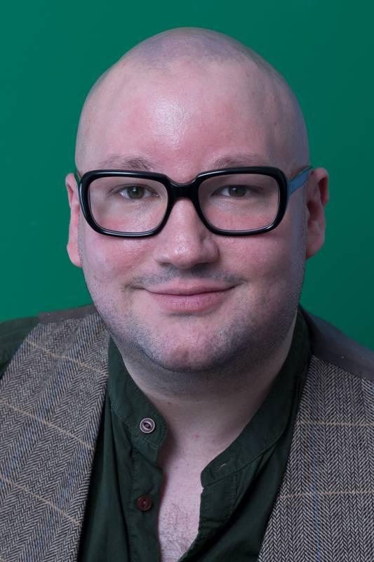 Dieses Portrait zeigt Philipp Werner