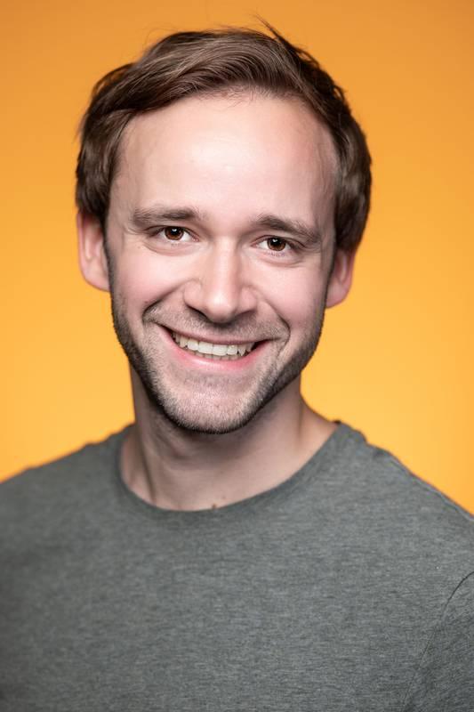 Dieses Portrait zeigt Nicolas Martin