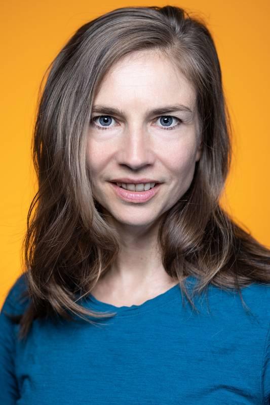 Dieses Portrait zeigt Nika Wanderer