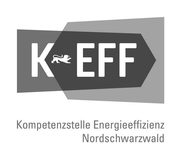 Logo: Regionale Kompetenzstellen Netzwerk Energieeffizienz (KEFF)