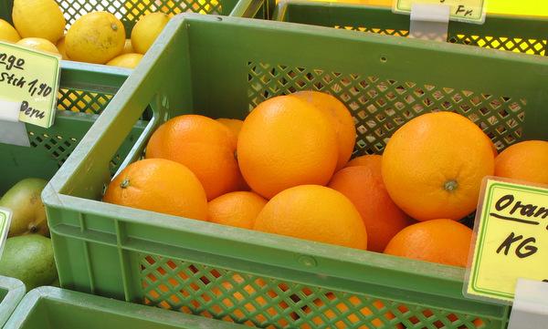 Bild: Obst in Kiste