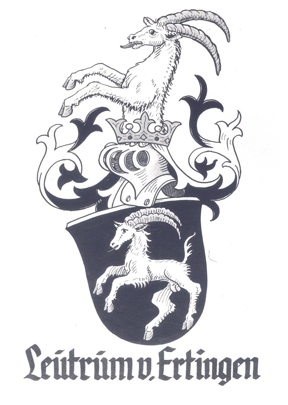Leutrumsches Wappen
