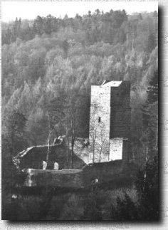Burgruine Liebeneck
