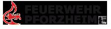 Logo Stadt Pforzheim Feuerwehr
