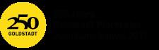 Logo Goldstadt250 Pforzheim
