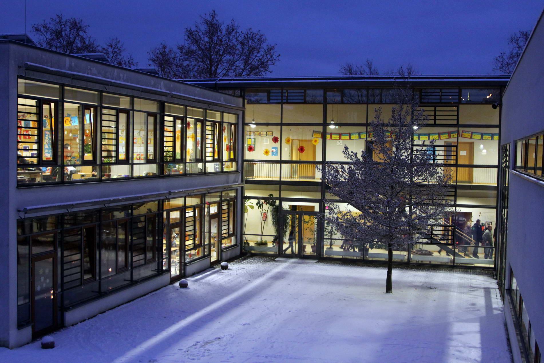 Waldschule Büchenbronn